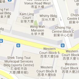 Hku Campus Map